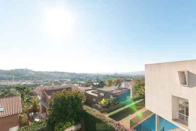Modern house with stunning views in suburb of Barcelona, Sant Just Desvern